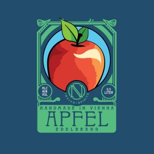 Apfel-Edelbrand